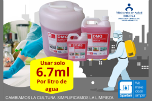 dmq . virucida